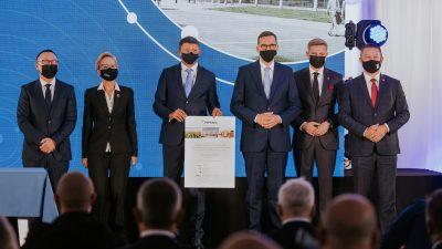PepsiCo buduje ekologiczną fabrykę w Środzie Śląskiej