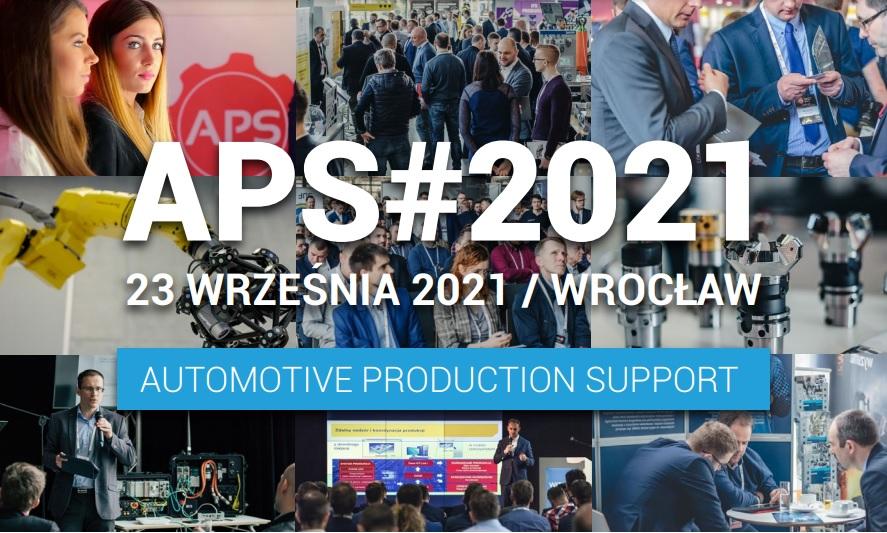 Automotive Production Support 2021 coraz bliżej