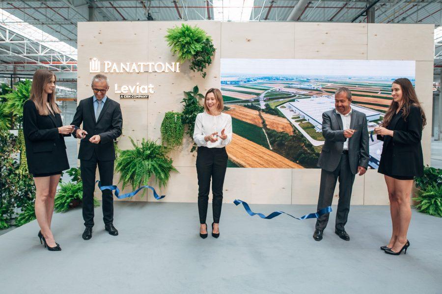 Panattoni ukończyło zakład produkcyjny dla firmy Leviat