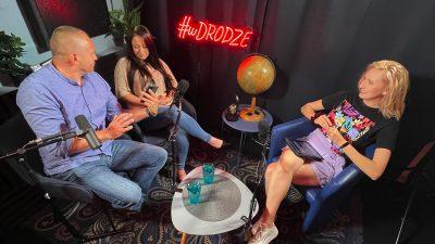 Raben rusza z podcastem #wDrodze