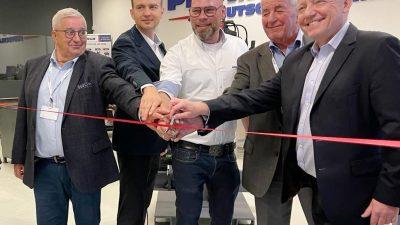 Promotech ma spółkę w Niemczech