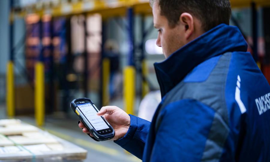 E-logistyka usprawnia operacje magazynowe