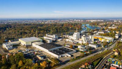 Fabryka Nutricia w Opolu ma 75 lat