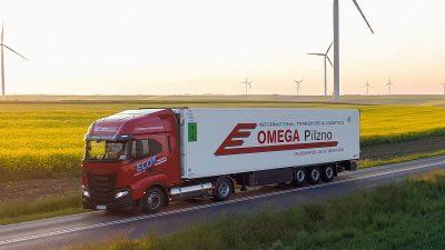 Omega Pilzno stawia na ekologiczny transport