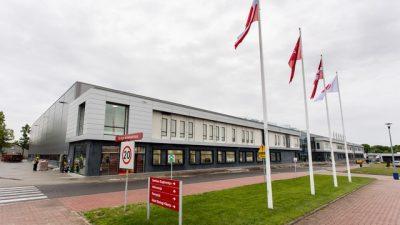 Danfoss Poland z nową fabryką w Grodzisku Mazowieckim