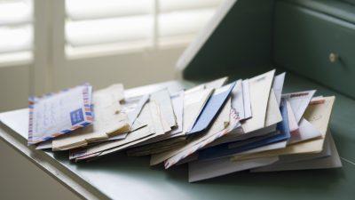 Kto jeszcze wysyła dziś listy?