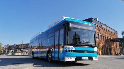 Autosan wyprodukował autobus wodorowy