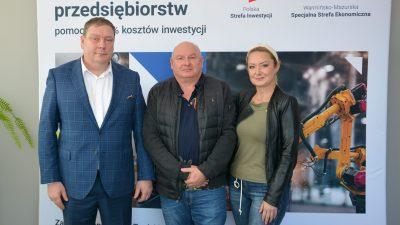 Nowa fabryka mebli stanie w Elblągu