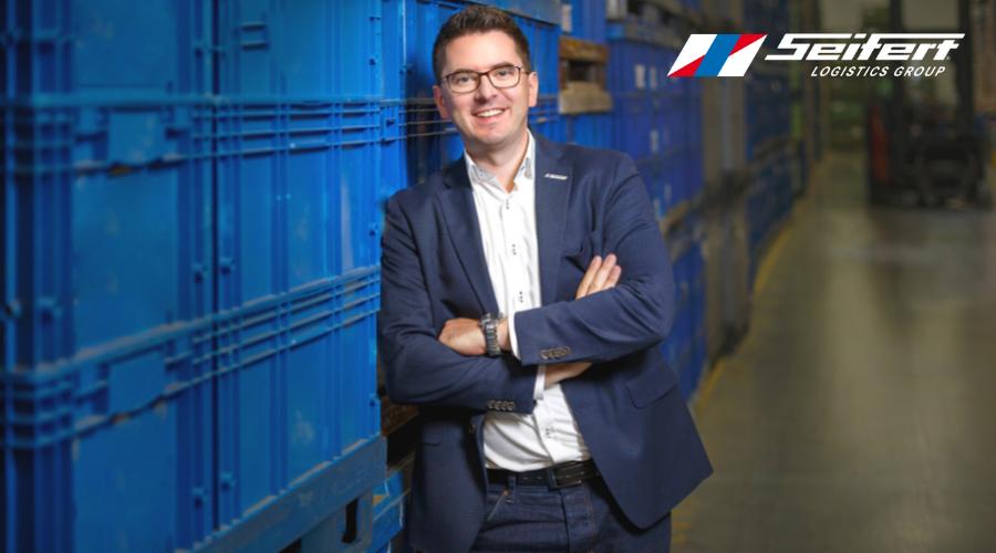 Szymon Szczepanik został członkiem zarządu Seifert Polska