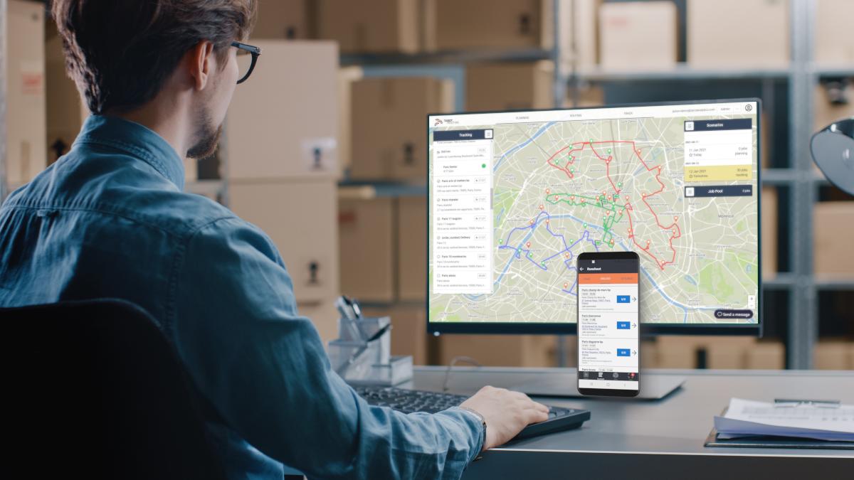 GEFCO optymalizuje usługi ostatniej mili z Tarot Analytics