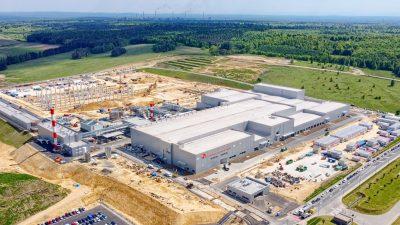 SK Innovation uruchamia pierwszy etap inwestycji w Tucznawie