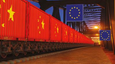 Wzrasta znaczenie przewozów koleją z Chin do UE